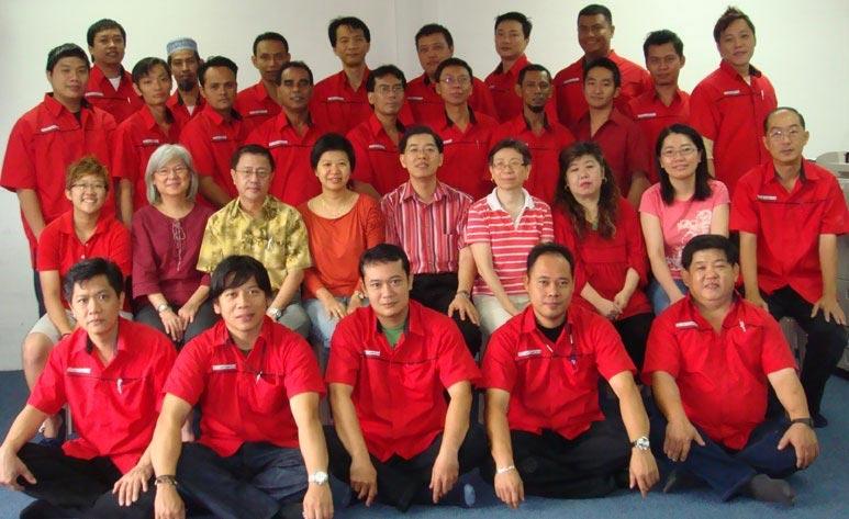 QA Copier and Supplies Team Management